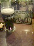 St.Patrick's Dayにはギネス