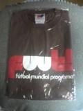FOOT!特製コパ・アメリカ2004Tシャツ