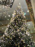 ヒルトン大阪のXmasツリー