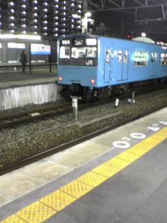 止まっちゃった電車なの