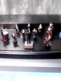 ミニチュア奏者たち