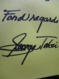 タケイさんのサイン